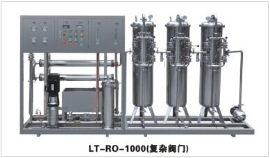 LT-R0-1000 water treatment